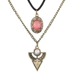 Jewelry - Multilayer Arrow Necklace